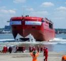 イギリスの極致調査船がハルク・ホーガンに似ていると話題に