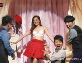 【画像】TBSで中村アンの下着姿wwwwwwww