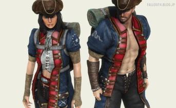 TheKite's MilitiaWoman Outfit