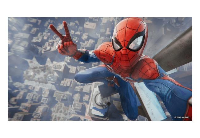 PS4のスパイダーマン面白すぎるwwwww