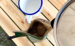 手軽に作って飲めるコーヒーパック