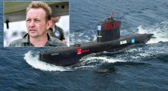 デンマーク沖で切断された左腕発見、潜水艇取材の女性記者のものか