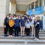『The 20th Kazakhstan Study Tour:Day 4, Program 2』の画像