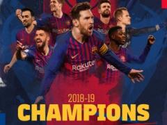 バルセロナさん、5大リーグで唯一「三冠」の可能性を残す!