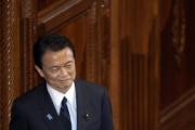 麻生元首相「民主は仮免、第3極は無免許」小泉進次郎氏「3年前に乗った『民主党』という飛行機、行き先はバラマキの国」