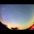 『北天の日周運動(星景動画)』の画像