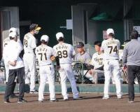 阪神・矢野監督 ドラ2伊藤将は「手持ちの武器が多い。ピッチングに余裕があるわね」