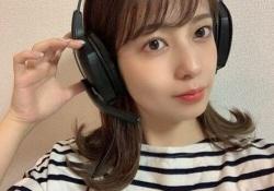 【元乃木坂46】斉藤優里、おっきめのヘッドフォン似合ってて可愛いwwwww