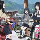 『【またかよ】「スーパーカブ欲しくなった!!」女子高生アニメ効果で人気急上昇』の画像