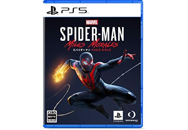 PS5『スパイダーマン マイルズモラレス』、8~10時間ほどで完結のボリューム