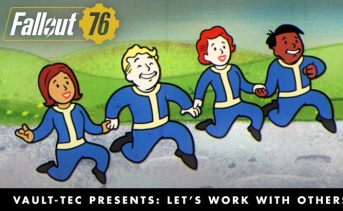 『Fallout 76』Vault-Tec社によるマルチプレイ推奨映像のフルバージョンが公開