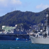 『佐世保護衛艦ウォッチング(2017年2月18日)』の画像