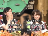 【乃木坂46】ケンミンSHOWの桃子×真夏wwwwww(画像あり)