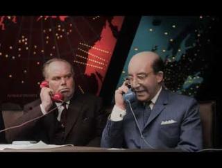 【関連動画】『博士の異常な愛情』のワンシーンをカラー化した動画