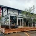 野口にアウトドアブランドとのコラボショップ『h1s ACCU × Snow Peak URBAN OUTDOOR(ハイズ アキュ×スノーピークアーバンアウトドア)』と『CAFE 道具ばこ。』がオープンしてる。
