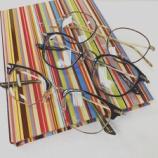 『バリエーション豊富な『PaulSmith Spectacles』』の画像