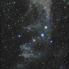 『LBN753, LBN762(おひつじ座の分子雲)』の画像
