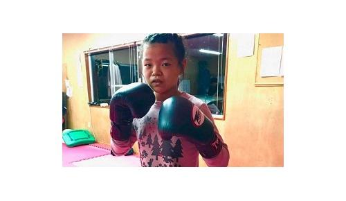 12歳の日本人少女が総合格闘技で24歳相手に一本勝ち、海外から大反響
