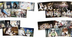 劇場版 アイドルマスター来場者特典5週目は『エンディングラストピンナップ』全4種!