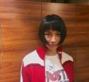【画像】のん(本名:能年玲奈)さん、髪を切る