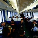 『北京から西安に。初めての硬座で15時間移動に挑戦!』の画像