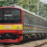 『205系埼京線ハエ4編成暫定8連化』の画像