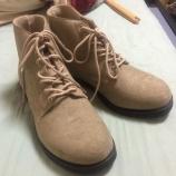 『日本陸軍:代用編上靴(USタイプ アンクルブーツ)』の画像
