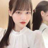 『[イコラブ] 髙松瞳「ねじりハーフアップのつもりだけどねじれてないし髪の毛ポハポハしてる…」』の画像