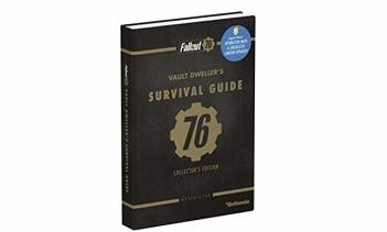 Fallout 76 公式ガイドブックが発売!しかし出版社は閉鎖
