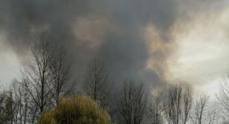 【ベルギー】ワッフル工場全焼 首都ににおい充満、けが人なし