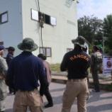 『タイのホアヒン対策訓練場』の画像