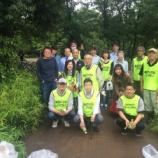 『戸田市・市役所南通りの清掃活動(市役所南通りの景観と文化を育む会)をやりました』の画像