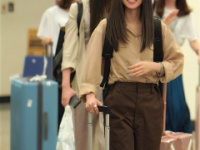 【乃木坂46】齋藤飛鳥がすっぴん姿で空港に登場wwwwwwwwwwww