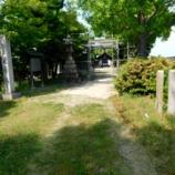 『牛毛神社@名古屋市南区元鳴尾町』の画像