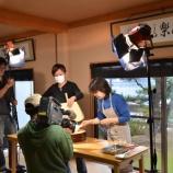 『『満天★青空レストラン』の撮影がはじまりました』の画像