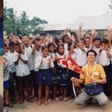 『『Tシャツアートinカンボジア』がすべての始まり?』の画像
