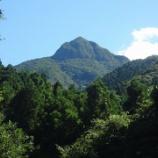 『大雨の後の多良・ウナギデ沢登山道の状況』の画像