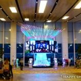 『シンガポールチャンギ空港&帰りの機内食』の画像