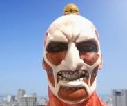 本日(3月3日)、スマスマで進撃の巨人コント!「新入りの巨人」