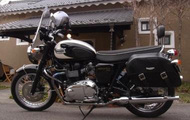 『春はバイクで』の画像
