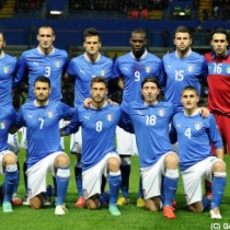 今のイタリア代表とミランのメンバーを見比べてみた