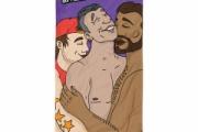 【LGBT】トロント市の地下鉄に貼られた男性3P広告に市民が悲鳴「自分のしたいセックスに誇りを持て」カナダ
