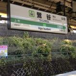 『鶯谷駅前の神社下には見逃せないお店が!』の画像