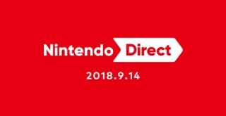 延期になっていた「Nintendo Direct」の放送日が9月14日に決定!