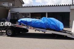 車修復の匠が集結!巨木に潰されたトヨタ2000GTが復活へ!