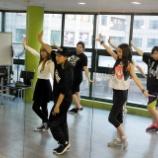 『K-POPレッスン×韓国語プログラム』の画像