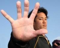 """阪神・藤浪がインスタで""""160キロ""""体感動画をアップ「なかなか見れない角度。楽しんでもらえたら」"""