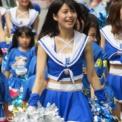 2018年横浜開港記念みなと祭国際仮装行列第66回ザよこはまパレード その63(横浜DeNAベイスターズ)