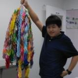 『【江戸川】千羽鶴プロジェクト2019~平和の願いを広島へ届ける~』の画像