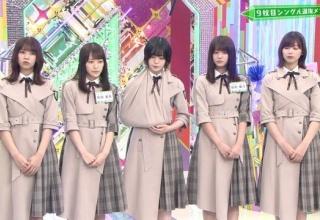 【悲報】平手友梨奈さんギプスつけて痛々しい姿で番組出演